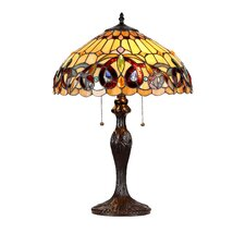 Victorian Serenity Table Lamp