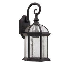 Havana Divine 1 Light Outdoor Wall Lantern