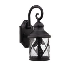 Harvest Monarch 1 Light Outdoor Wall Lantern