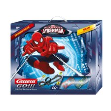 GO!! Spider Race Slot Car Playset