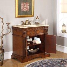"""Carroll 36"""" Single Bathroom Vanity Set"""