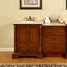 "Casshern 56"" Single Bathroom Vanity Set"