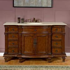 "Esther 60"" Single Bathroom Vanity Set"