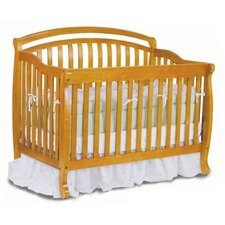 <strong>Angel Line</strong> Bent Wood II 4-in-1 Convertible Crib
