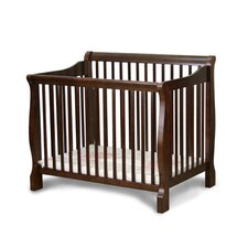 <strong>Angel Line</strong> Dela Mini Convertible Crib