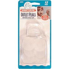 <strong>Mommy's Helper</strong> Outlet Plug (12 Pack)