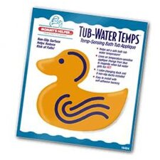Tub Water Temp Appliqués