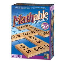 Mathable Domino Game
