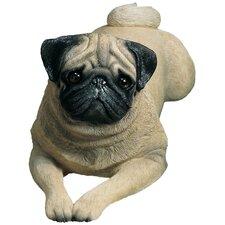 Life Size Pug Sculpture