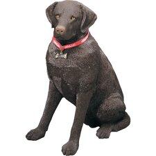 Life Size Large Labrador Retriever Sculpture