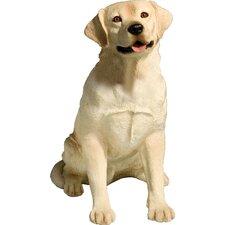 Companion Size Labrador Retriever Sculpture
