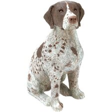 Original Size German Shorthaired Pointer Sculpture