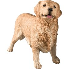 <strong>Sandicast</strong> Original Size Sculptures Retriever Figurine
