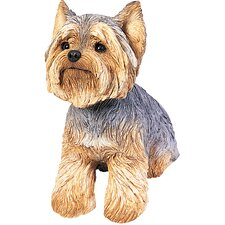 Original Size Yorkshire Terrier Sculpture