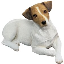 Original Size Jack Russell Terrier Sculpture