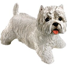 Original Size West Highland White Terrier Sculpture
