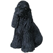 <strong>Sandicast</strong> Small Size Cocker Spaniel Sculpture