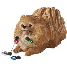 Pomeranian Christmas Tree Ornament