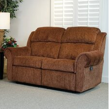 <strong>Serta Upholstery</strong> Double Reclining Loveseat