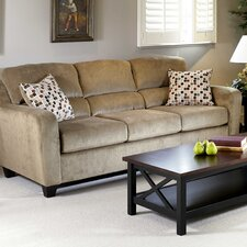 <strong>Serta Upholstery</strong> Queen Sleeper Sofa