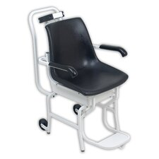 <strong>Detecto</strong> Digital Chair Scale with Lift Away Arms and Footrests
