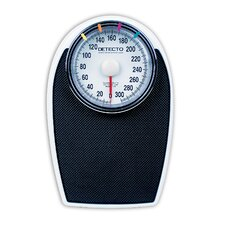 <strong>Detecto</strong> Large Easy to Read Dial Personal Scale