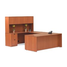 3-Drawer Laminate Pedestal