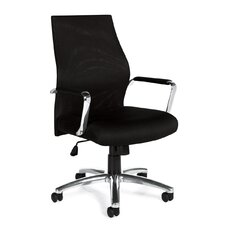 <strong>Offices To Go</strong> High-Back Mesh Back Managerial Chair