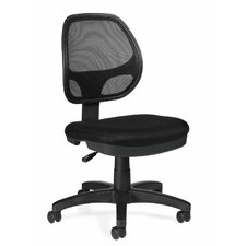 <strong>Offices To Go</strong> Low-Back Mesh Task Chair