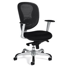 <strong>Offices To Go</strong> High-Back Mesh Executive Chair