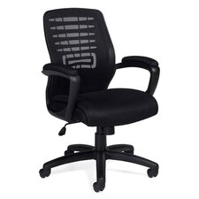 <strong>Offices To Go</strong> High-Back Mesh Tilter Executive Chair