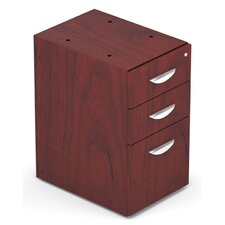 Ventnor Box / File Pedestal with Lock