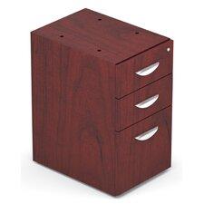 Ventnor Box / File Pedestal with Lock