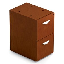 Ventnor File Pedestal with Lock