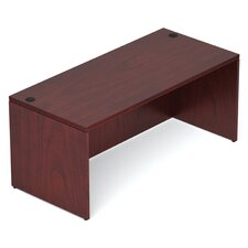 Ventnor Rectangular Desk Shell