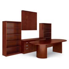 Ventnor Standard Desk Office Suite