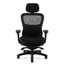 <strong>Offices To Go</strong> Mesh Back Executive Chair