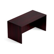 Rectangular Executive Desk Shell