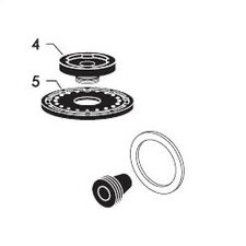 Regal Washer Set with Diaphragm Repair Kit