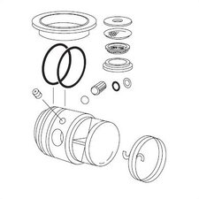 O-Ring Seal Set/ Diverter Rebuild Kit