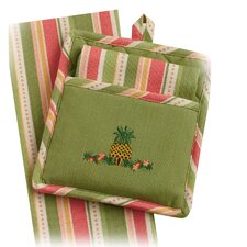 2 Piece Pineapple Gift Set