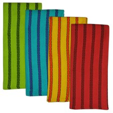 4 Piece La Cocina Heavyweight Dishtowel Set