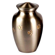 Golden Paws Pet Large Urn