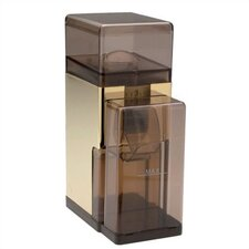 Burr Coffee Grinder in Brass