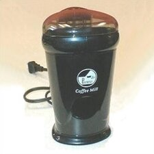 <strong>La Pavoni</strong> Mill Electric Coffee Grinder in Black