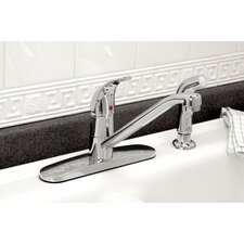 Westlake Single Handle Kitchen Faucet with Side Spray