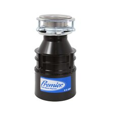 1/2 HP Garbage Disposal with Continuous Feed