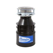 1/3 HP Garbage Disposal with Continuous Feed