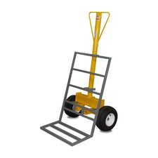 American Cart and Equipment Tent Pole Cart Hand Truck