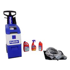 Brand New X3 Carpet Shampooer with Upholstry Attachment and Solution